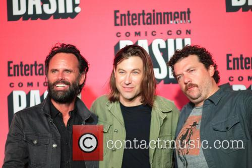 Walton Goggins, Jody Hill and Danny Mcbride