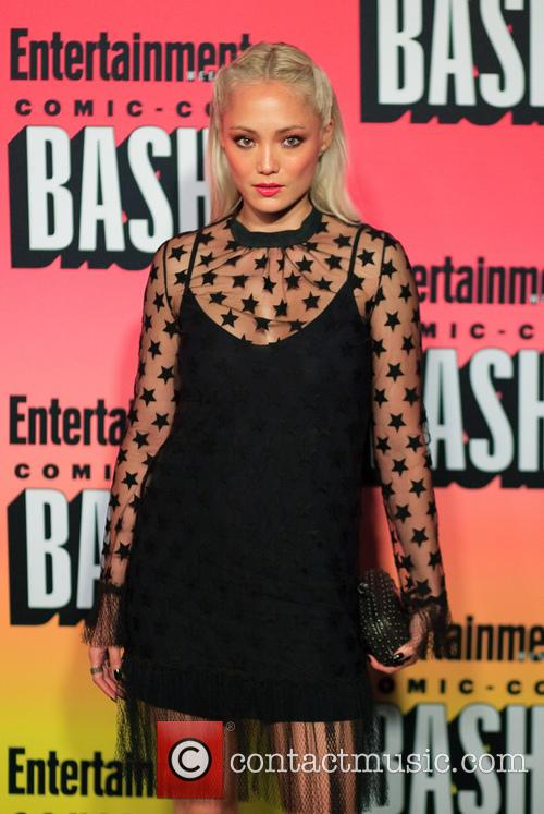 Entertainment Weekly and Pom Klementieff