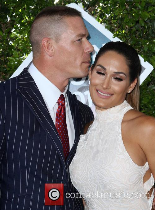 John Cena and Nikki Bella 6