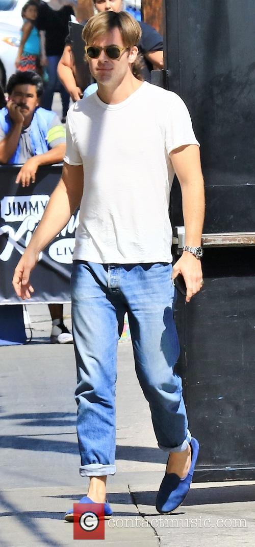 Chris Pine 3