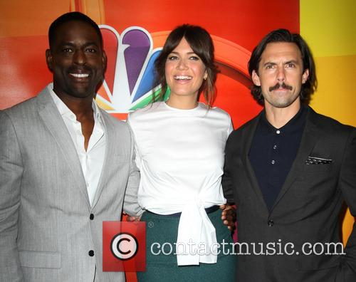 Sterling K. Brown, Mandy Moore and Milo Ventimiglia 3