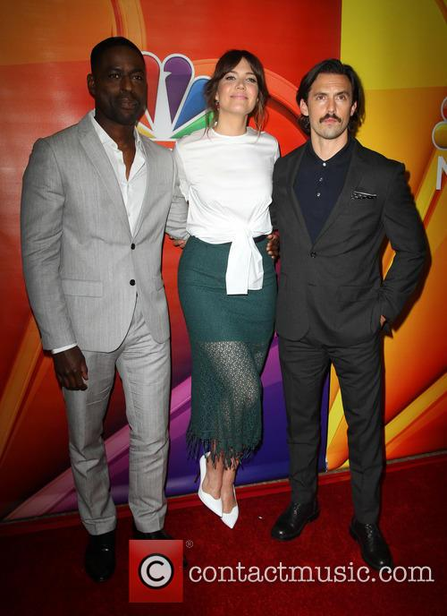 Sterling K. Brown, Mandy Moore and Milo Ventimiglia 4