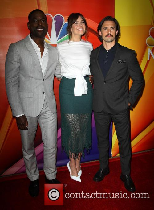 Sterling K. Brown, Mandy Moore and Milo Ventimiglia 6