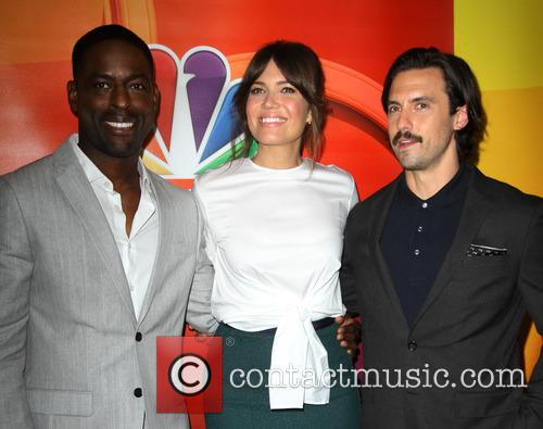 Sterling K. Brown, Mandy Moore and Milo Ventimiglia 7