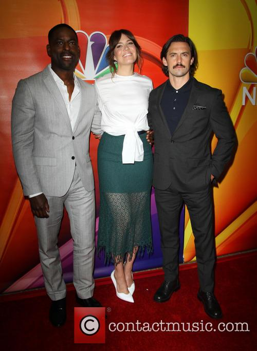 Sterling K. Brown, Mandy Moore and Milo Ventimiglia 8