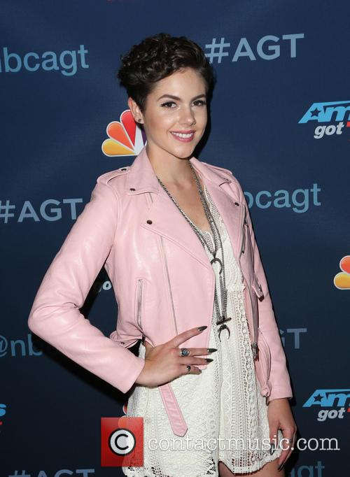America's Got Talent and Calysta Bevier 4