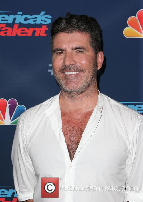 Simon Cowell Reassures He Didn't Flash The Camera On 'The X Factor'