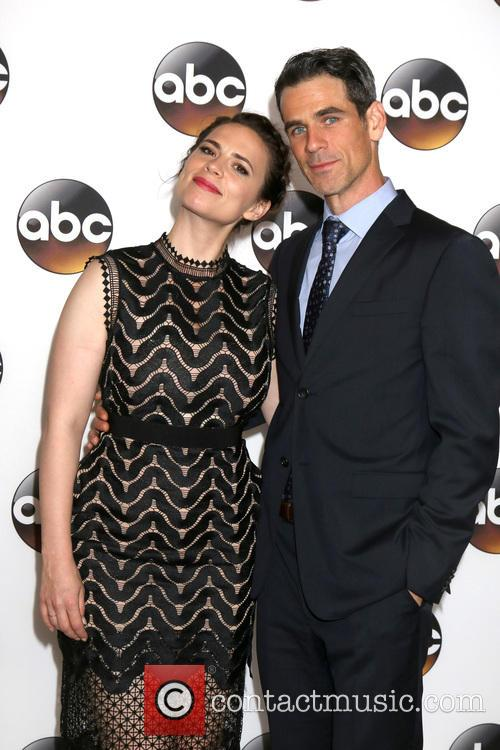 Hayley Atwell and Eddie Cahill 9