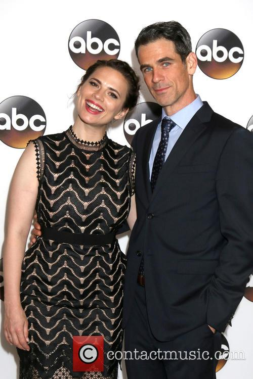 Hayley Atwell and Eddie Cahill 10