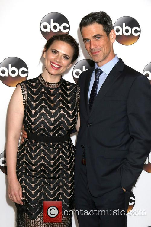 Hayley Atwell and Eddie Cahill 11