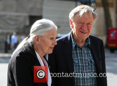 Vanessa Redgrave and Lord Alfred Dubs 4