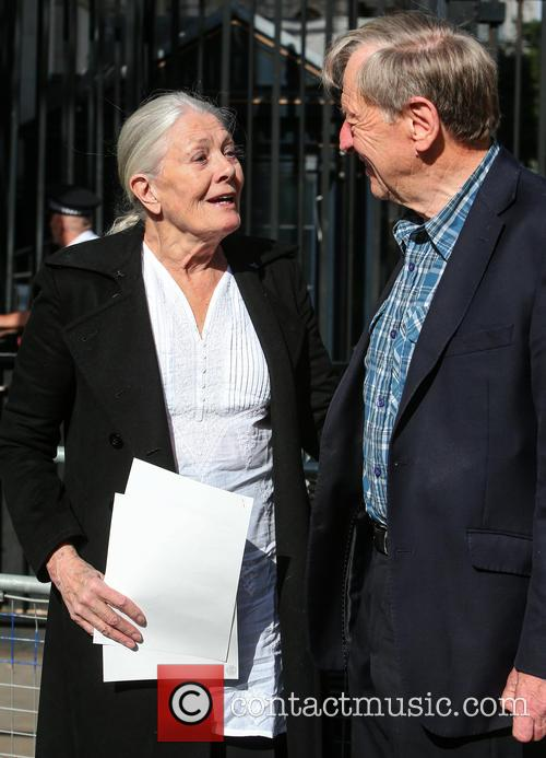 Vanessa Redgrave and Lord Alfred Dubs 7