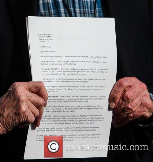 Vanessa Redgrave, Letter and Citizens 9