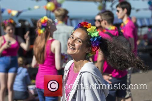 Brighton Pride Festival 2016