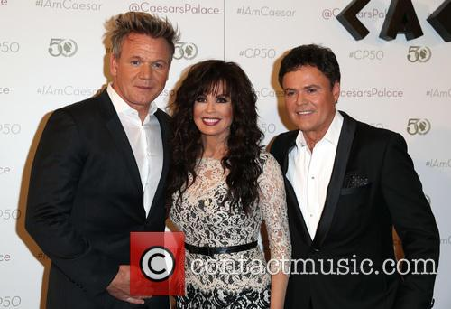 Gordon Ramsay, Marie Osmond and Donny Osmond 2