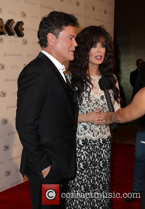 Donny Osmond and Marie Osmond 7