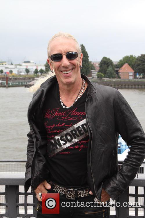 Dee Snider, head of the band Twisted Sister,...