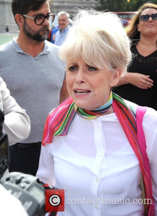 Barbara Windsor and Barbra Windosr 8