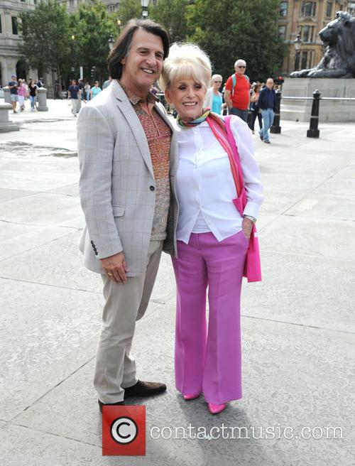 Barbara Windsor and Barbra Windosr 10