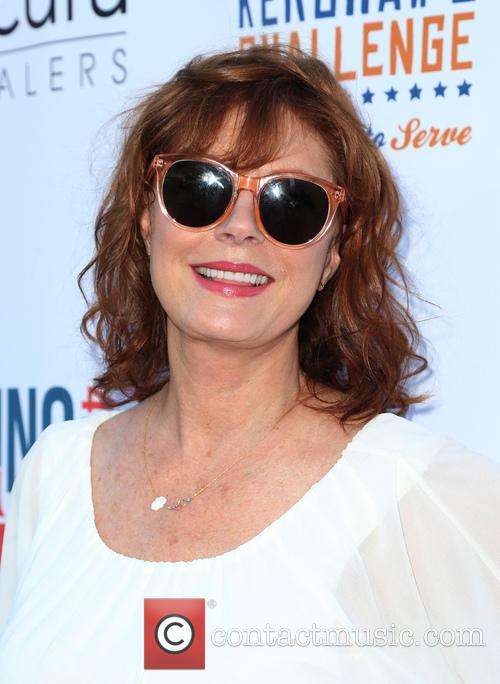 Susan Sarandon Reveals Paul Newman Once 'Topped Up' Her Salary To Close Gender Pay Gap