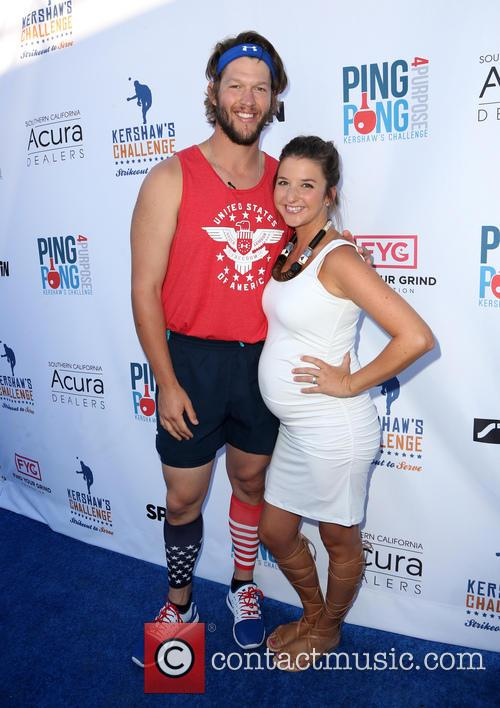 Clayton Kershaw and Ellen Kershaw 10