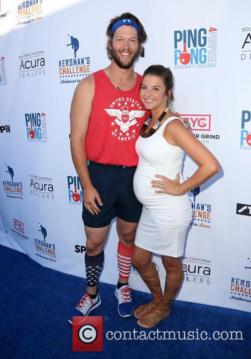 Clayton Kershaw and Ellen Kershaw 11