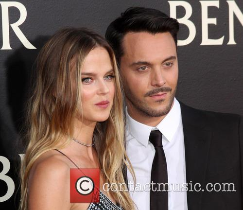 Jack Huston and Wife Shannan Click 2
