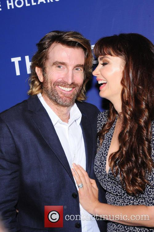 Sharlto Copley and Tanit Phoenix 2