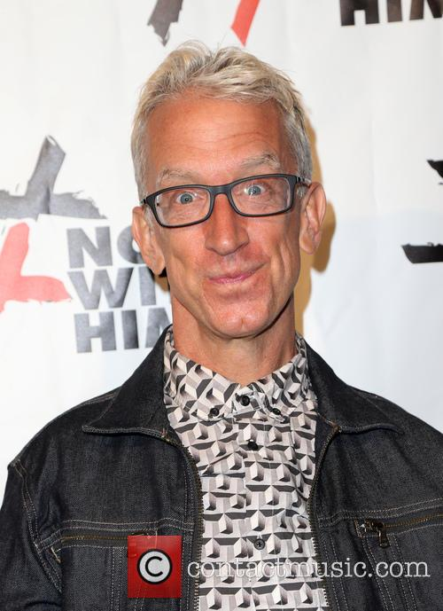 Andy Dick at the 2016 Not With Him event