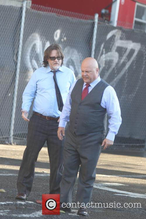 Michael Chiklis and Donal Logue 1