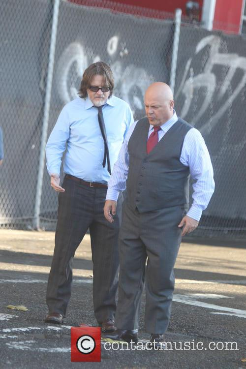 Michael Chiklis and Donal Logue 2