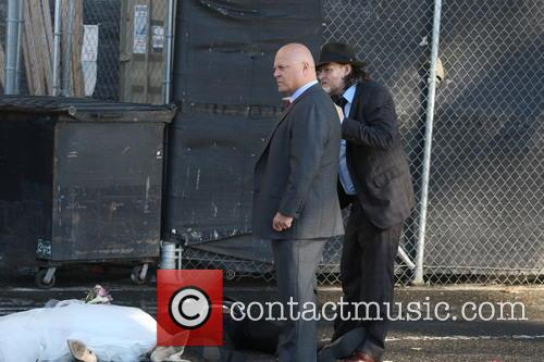 Michael Chiklis and Donal Logue 6