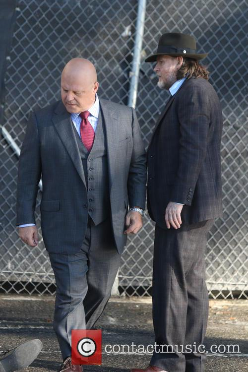 Michael Chiklis and Donal Logue 7