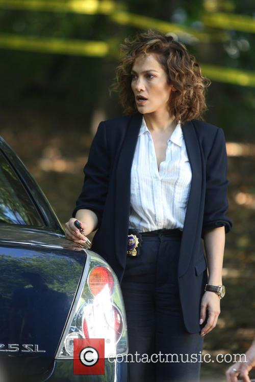 Jennifer Lopez and Ray Liotta film scenes for...