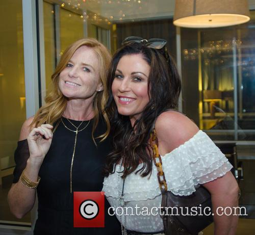 Patsy Palmer and Jessie Wallace 6