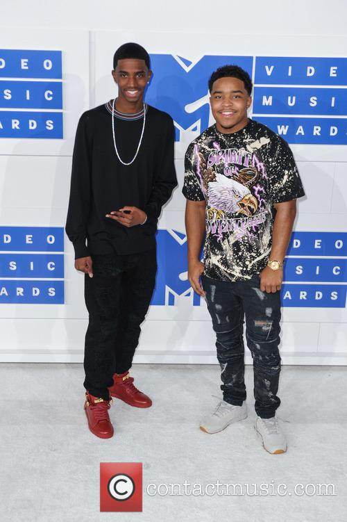 Justin Combs and Christian Combs 1