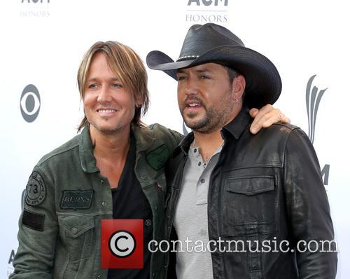 Keith Urban and Jason Aldean 4