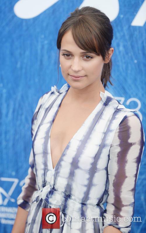 Alicia Vikander 2