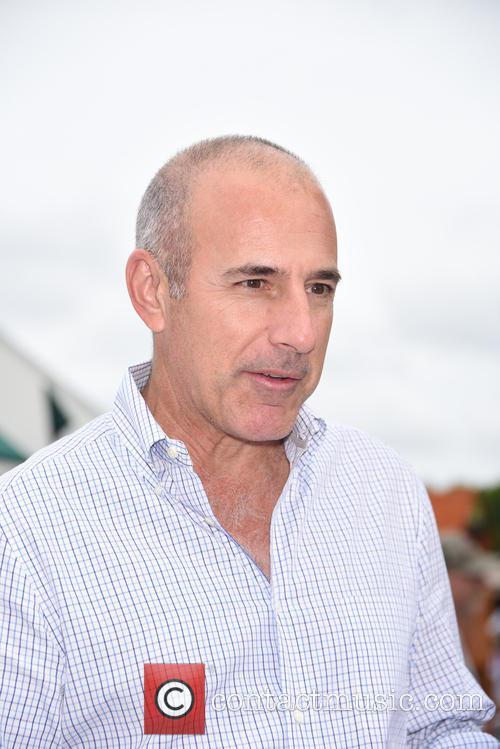 Celebrities attend Hampton Classic Horseshow