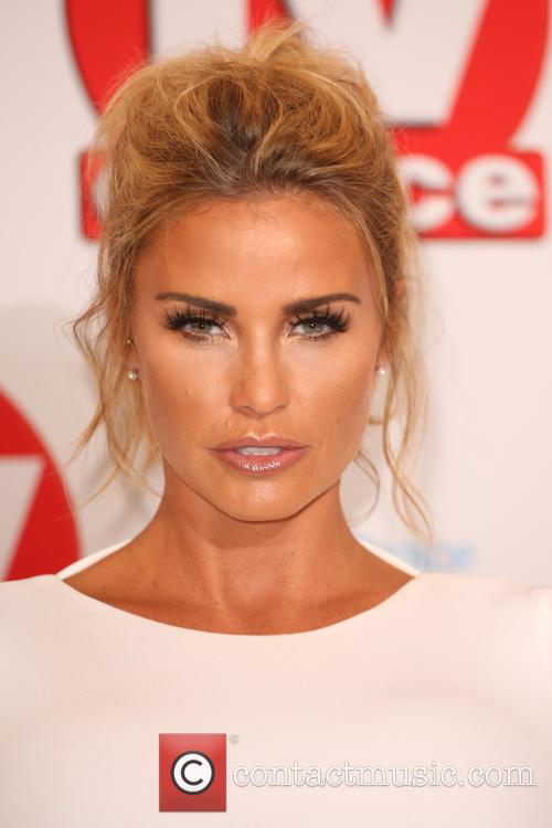 Katie Price Denies Claims That Her Marriage Is In Trouble
