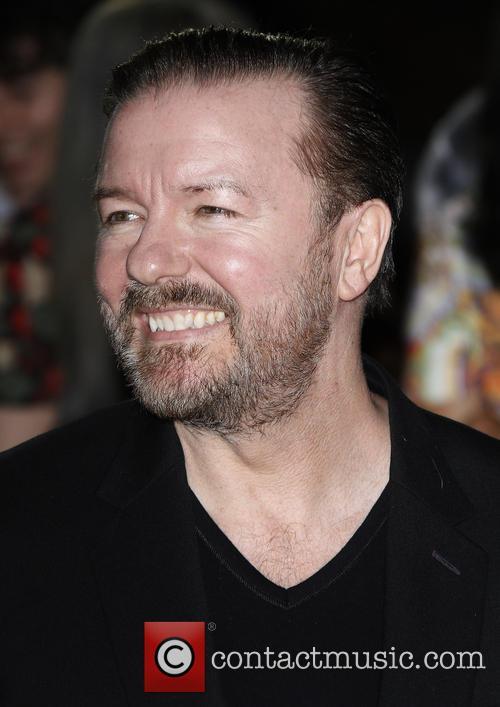 Ricky Gervais Reveals Impressive Cast List For New Netflix Comedy Show