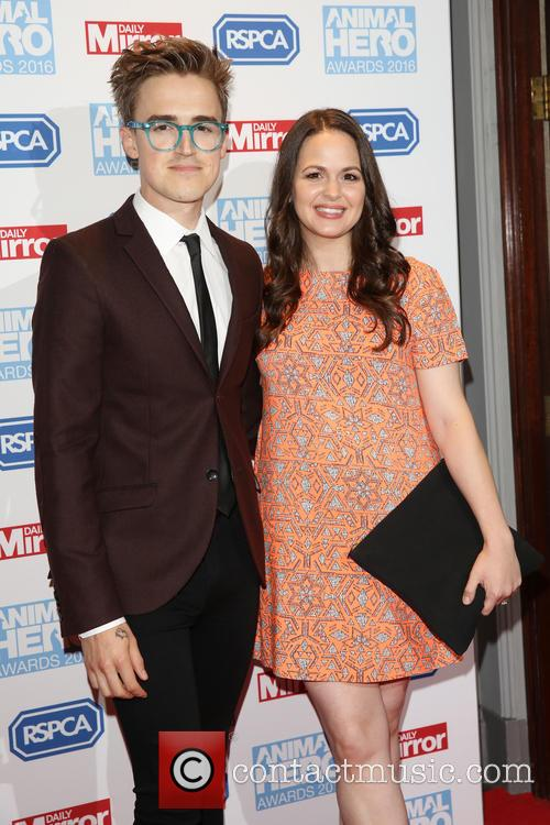 Tom Fletcher and Giovanna Fletcher 4
