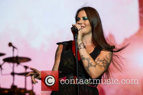 Nightwish and Floor Jansen 3