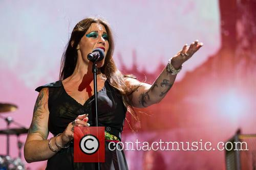 Nightwish and Floor Jansen 5