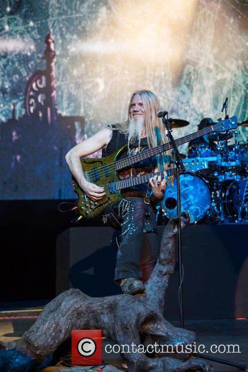 Nightwish and Marco Hietala 11