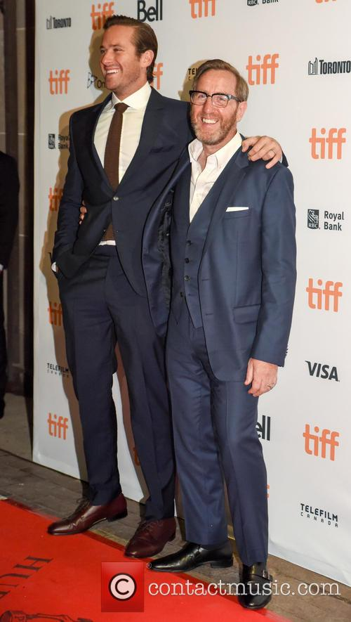 Armie Hammer and Michael Smiley 1