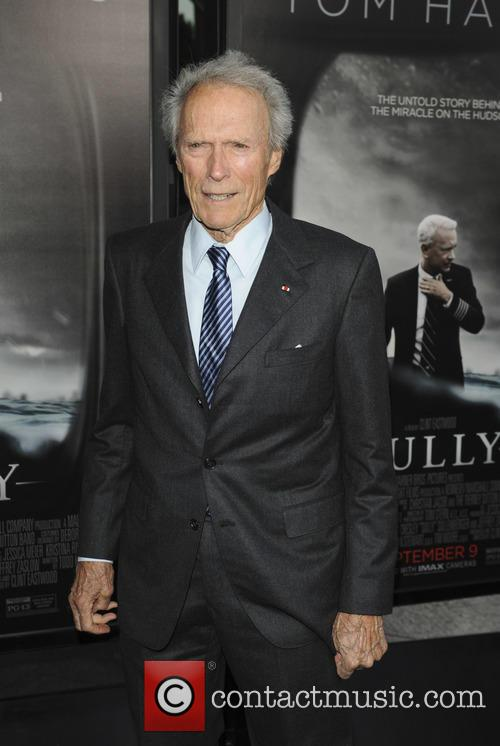 Clint Eastwood at 'Sully' screening