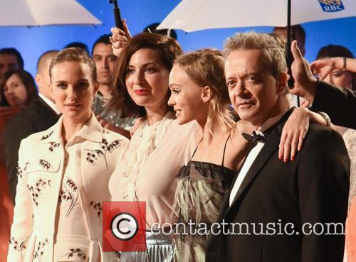 Natalie Portman, Rebecca Zlotowski, Lily-rose Depp and Emmanuel Salinger 3