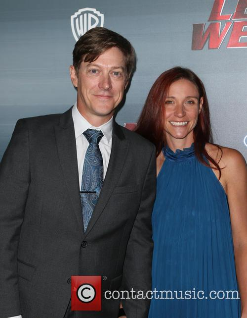 Lethal Weapon, Kevin Rahm and Amy Lonkar 1
