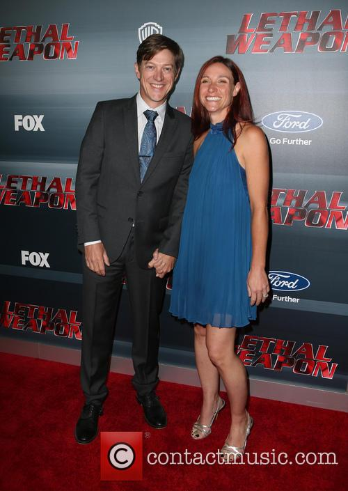 Lethal Weapon, Kevin Rahm and Amy Lonkar 2